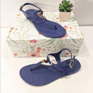 Coach Piccadilly Sandals sz 9 like new